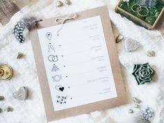 Hochzeits-Symbole zum kostenlosen Download Day, Handmade, Wedding Ideas, Paper Mill, Wedding Bride, Wedding Bells, Invites Wedding, Thanks Card, Hand Made