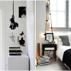 Idea to make some light in your room