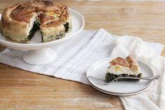 Easter Chard & Ricotta Pie (Torta Pasqualina) on Food52