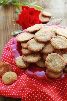 my sweet cloud: Na Cozinha {Bolachinhas de Aveia e Mel}
