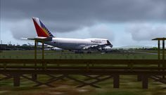 An awesome Virtual Reality pic! Onto the runway.#vhhx #hongkong #flypal #philippines #philippineairlines #747 #747400 #pmdg #pmdg747 #flytampa #manila #pacificsim #fsx #p3d #xplane #aviation #megaplane #instaplane #aviationlovers #simulation #virtualreality by thefsxbros check us out: http://bit.ly/1KyLetq