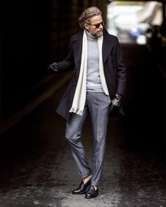 ideas fashion mens formal gentleman style menswear for 2019 Gentleman Mode, Gentleman Style, Dapper Gentleman, Modern Gentleman, Sharp Dressed Man, Well Dressed Men, Older Mens Fashion, Herren Outfit, Style Casual