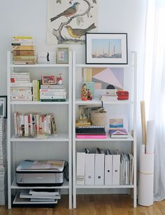 Posts about Bedroom written by Saija Ladder Bookcase, Decorating Blogs, Ideas Para, Cosy, Home Office, Shelves, Bedroom, Inspiration, Home Decor
