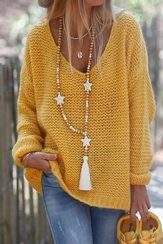 Loose Sweater, Sweater Shop, Ribbed Sweater, Long Sleeve Sweater, Shirt Shop, Casual Sweaters, Sweaters For Women, Cheap Sweaters, Jersey Retro