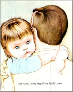 My Little Golden Book About God ~ Illustrated by Eloise Wilkin