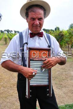 Insoliti strumenti musicali per un matrimonio in vigna in perfetto stile shabby chic - Eventi di Classe - Rosy Fusillo