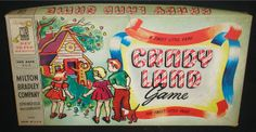 My old Candyland game.