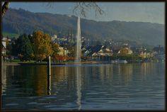 Zug   (Town and Lake)