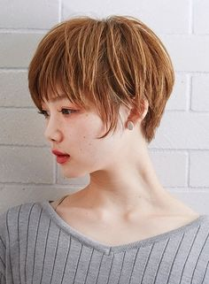 【ショートヘア】大人可愛い人気のショートボブ/PHASEの髪型・ヘアスタイル・ヘアカタログ 2016春夏