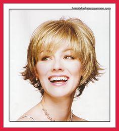 Short Hair Styles For Older Women | ... | More short hairstyles for fine hair for older women | Source Link
