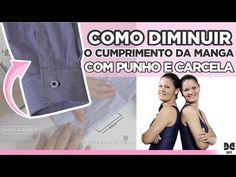 Dicas de Costura - Ajustar Cós Calça Jeans - YouTube