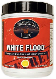 Controlled Labs White Flood Review