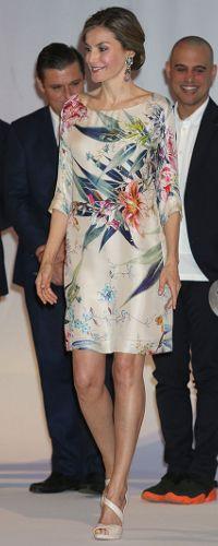 Zara Floral Tunic Dress