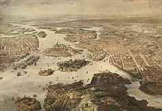 Historiska kartor över Stockholm – Wikipedia