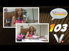 @VOCESTV_1 #VOCESOPINION 103 CON @GABYCASALE