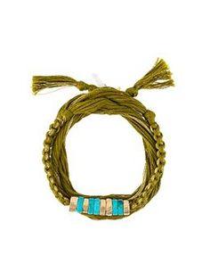 'Takayama' wrap bracelet