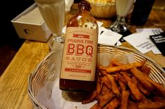 Tommi's Burger Joint Kings Road - BBQ sauce for bad boys