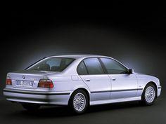 BMW 5 Series (2000 - 2003).