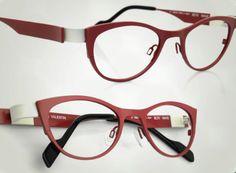 lunettes Anne et Valentin - Wave http://www.optiekvanderlinden.be/Anne_et_Valentin/index.html