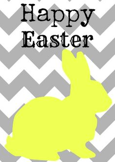 Free Easter Printables!