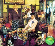 "NIB - Susan Brabeau Jigsaw Puzzle Titled ""THE SHOE SHINE"" #KarminInternational"