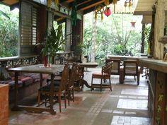 Interior view of Kusina Salud  Laguna, Philippines