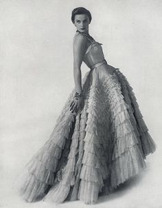 Christian Dior couture, 1948