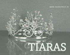 Royal Tiara No. 23 Wedding Tiaras, Royal Tiaras, Crowns, Special Occasion, Things To Come, Crystals, Handmade, Beautiful, Jewelry