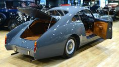 2014 Fastback Coupé La Sarthe by Bensport (chassis B96TN produced in 1953)