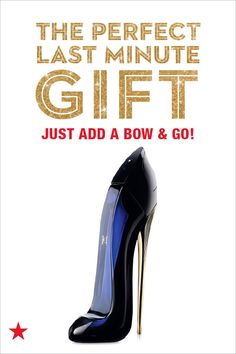 Need a last-minute gift? Perfumes with cool packaging—like this Carolina Herrera Good Girl Eau de Parfum Spray—are the way to go! They'll love unwrapping such a thoughtful present. Because the perfect gift brings people together. For more inspiration, check out Macy's Holiday Gift Guide for an expertly edited collection of the perfect gifts.
