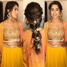wedding hairstyles open Top 85 Bridal Hairstyles that Needs to be in every Brides Gallery Bridal Hairstyle Indian Wedding, Bridal Hair Buns, Bridal Braids, Bridal Hairdo, Hairdo Wedding, Indian Bridal Hairstyles, Wedding Hair Clips, Wedding Hairstyles For Long Hair, Elegant Hairstyles
