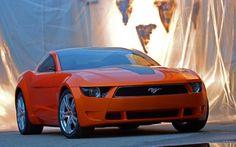 Mustang Giugiaro