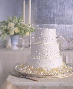 Самые зимние свадебные торты | SvadbaMag