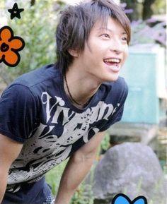 tetsuya+kakihara+smile | すぐに多くの新しい画像を追加していきます!/Will ...