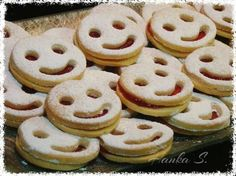 Krémový čoko dort s mascarpone Galletas Cookies, Croatian Recipes, Food Displays, Food Platters, Small Cake, Gluten Free Cookies, Biscuit Recipe, Holiday Cookies, Mini Cakes
