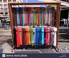Image result for how to best display scarves retail