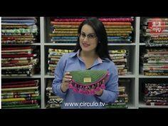 PASSO A PASSO BOLSA de MÃO/ CARTEIRA - TUTORIAL COMPLETO- DIY - YouTube