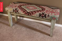 Before & After: Almost-Tossed Items Become Chic Seating