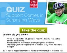 Using a Quiz to Engage Donors