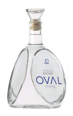 Oval #Vodka 42