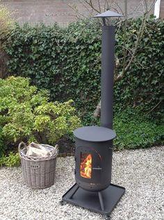 Burnies - Verkozen tot mooist brandende terraskachel van Nederland!