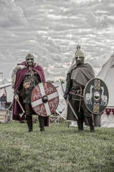 Historical Warrior Illustration Series Part XVIII   Vikings ...