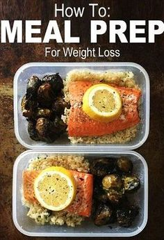 Meal prepping is simply amazing. Having your food cooked in advance keeps you on your game and saves you on your busiest day. As a mom and personal trainer, I could use all the short cuts that I can g