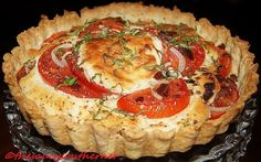 Tomato pie, discounted plant cautions, and a discussion about bees and the Varroa Mite highlight today's Zesty Garden. Southern Tomato Pie, Bacon Pie, Tomato And Cheese, Side Dishes Easy, Main Dishes, Vegetarian Recipes, Yummy Recipes, Dinner Recipes, Cravings