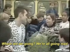 I saw this old Smiths interview from a children's show, and Morrissey's answer to this little girl's question was too hilarious not to make a gif out of. Music Love, My Music, The Smiths Morrissey, The Queen Is Dead, Johnny Marr, Little Charmers, I Love Him, My Love, Him Band