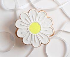 Flour Pot Cookies - Daisy Favor