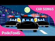Police Car Song | Car Songs | PINKFONG Songs for Children - YouTube