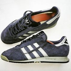Adidas Napoli. Made in West Germany. #adidasoriginals #adidasnapoli #adidasvintage