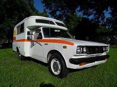 1976 Dodge Chinook Van Motorhome Camper RV Car Sales