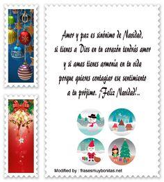 frases para enviar en Navidad a amigos,frases de Navidad para mi novio: http://www.frasesmuybonitas.net/frases-y-mensajes-de-navidad/